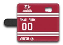 2017 Champions Alabama Crimson Tide Custom Name Samsung Phon