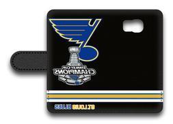 2019 NHL Champions St. Louis blues Samsung Phone Wallet Case