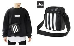 Adidas 3 Stripes Shoulder Bag,Messenger ,Travel Crossbody Ba