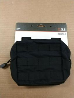 """5.11 Tactical - 6.6 Pouch - Tactical 6"""" x 6"""" Nylon Molle Pad"""