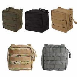 5.11 Tactical 6x6 Military MOLLE Lightweight Nylon Pouch Gea