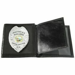 5.11 Tactical CFX Badge Wallet Holder 56305 Leather Black