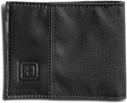 5.11 Tactical Men's Phantom Leather RFID Block Bifold Wallet