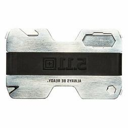 5.11 Tactical Steel Jacket Wallet Multitool, RFID Blocking,