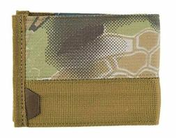 5.11 Tactical Tracker Bifold Wallet, Black Multi Camo, Style