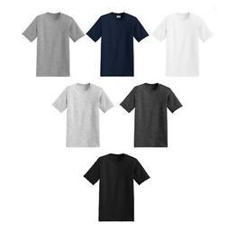 Hanes 5170 ComfortBlend 50/50 EcoSmart Plain Tee Mens T-Shir