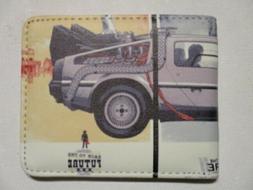 80's movie short mens wallet novelty/FREE RANDOM KEYCHAIN