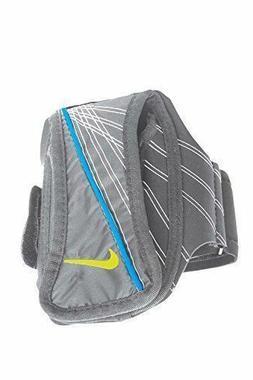 Nike Lightweight Running Arm Wallet/Phone Case Wolf Grey/Vol
