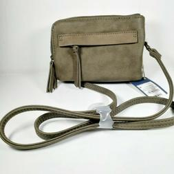 Crossbody Handbag Small,Universal Thread Women's Olive  6X4