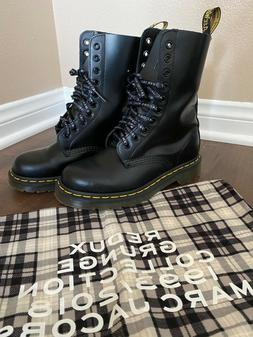 dr marten marc jacobs redux grunge collection boot