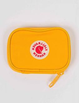 Fjallraven Kanke Card Wallet - Warm Yellow