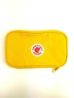 Fjallraven Kanken Travel Wallet - 23781-141- Warm Yellow - N