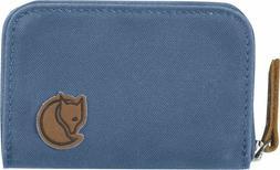 Fjallraven Kanken Unisex Zip Card Holder 519 Blue Ridge F242