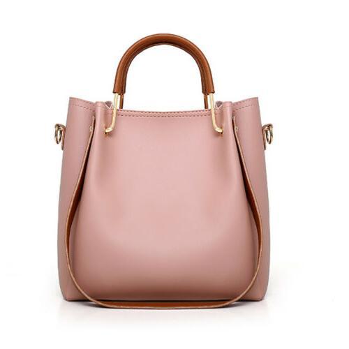 4PCS Handbag Shoulder Lady Wallets