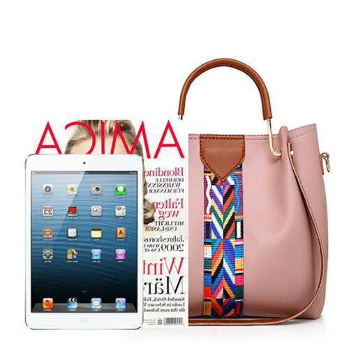 4PCS Women Handbag Lady Wallets