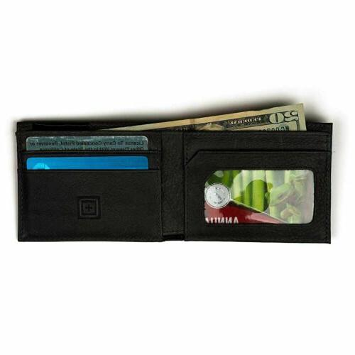 5.11 Tactical Bifold Wallet w/RFID Shield, Style