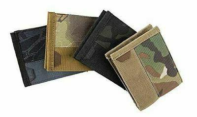 5.11 Tactical Wallet, Black Multi Camo, Style