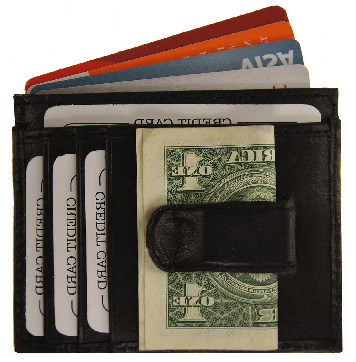 AG Slim Clip Pocket Card Holder