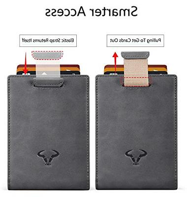 Best Slim Pocket Money Minimal Gray