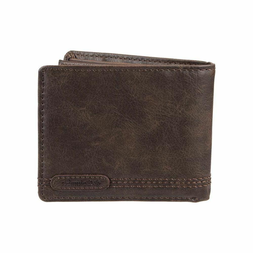built in rfid blocking shield wallet