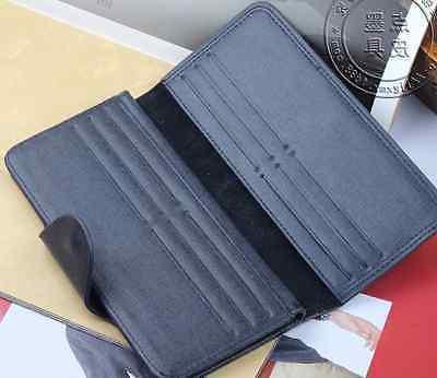 Fashion Men's Long Wallet ID Clutch