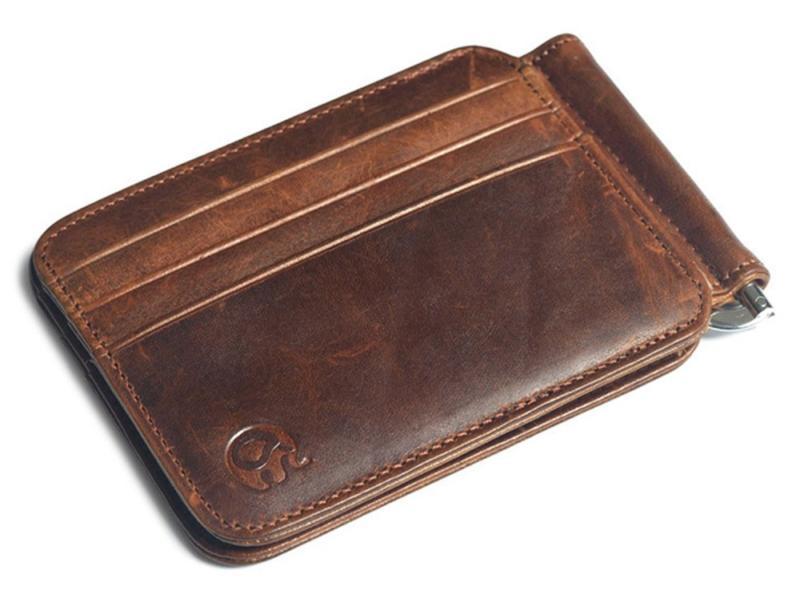 Men's Money Front Pocket Card