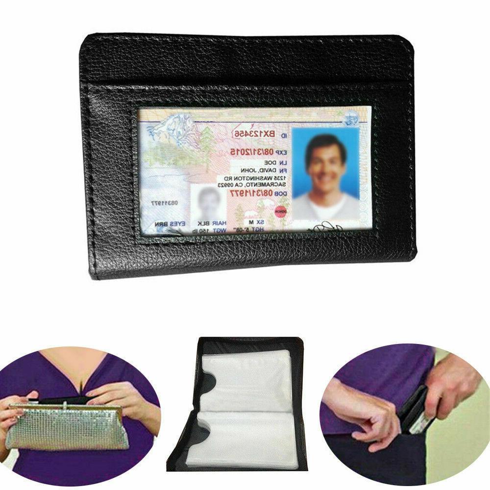 Lock Wallet Men Money Wallets