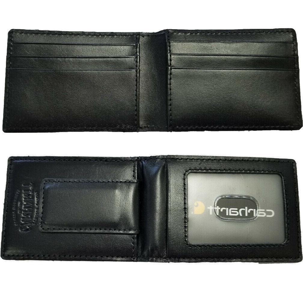 Carhartt Leather Wallet Pocket Wallet