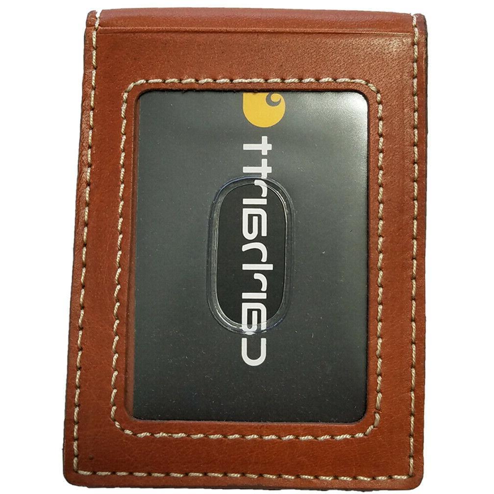 Carhartt Leather Pocket Wallet