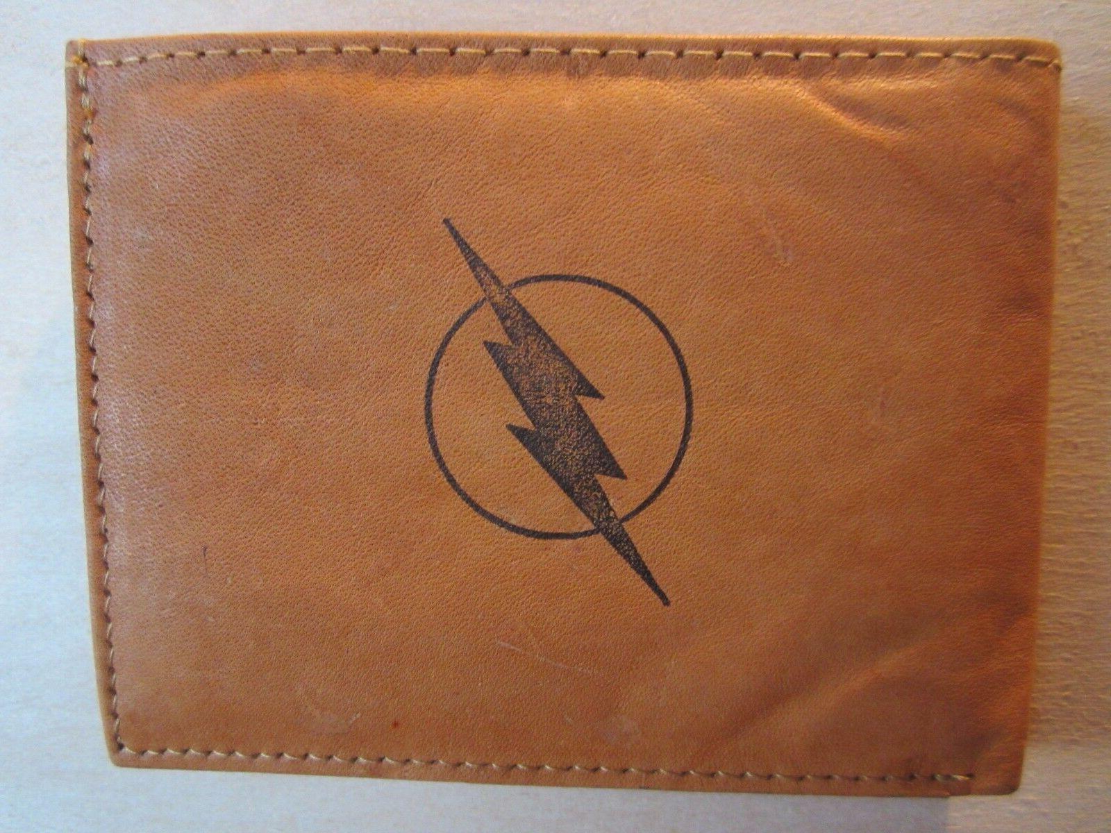 Mankind Wallets-Men's Tan Leather RFID Billfold-FREE Firetru