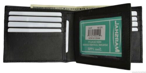 men leather wallet multi card