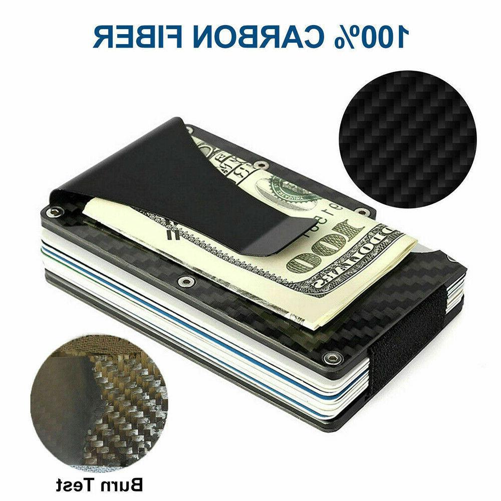 Slim Money ID Card Holder Minimalist