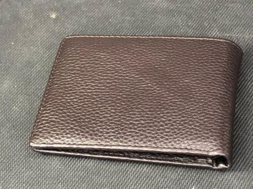 Men's Wallet Leather, Stylish Blocking Card Slot