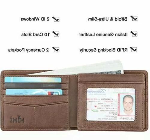 Men's Stylish RFID ID Card HIMI