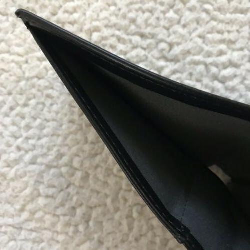 Columbia Black RFID Blocking Wallet