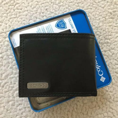 Columbia RFID Blocking Wallet