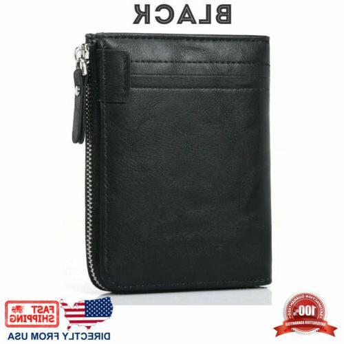 Men's Bifold Pocket Wallets