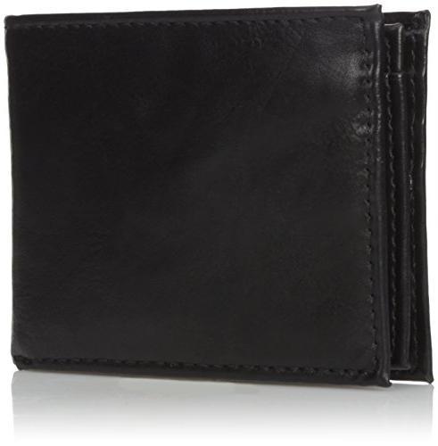 Columbia RFID Blocking Slimfold Wallet,Black