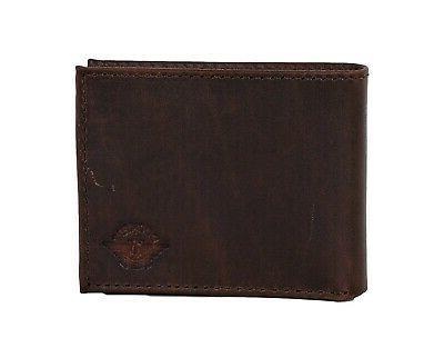 men s rfid security blocking traveler wallet