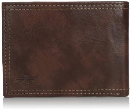 men s slimfold wallet with removable card