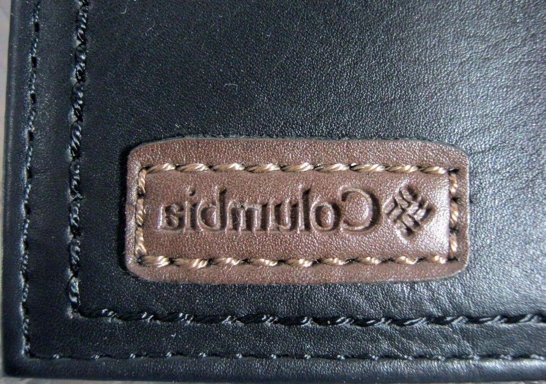 Columbia RFID Black 31CP110005