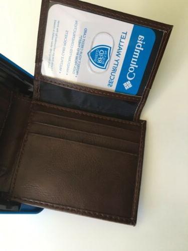 New Men's Designer All Wallet