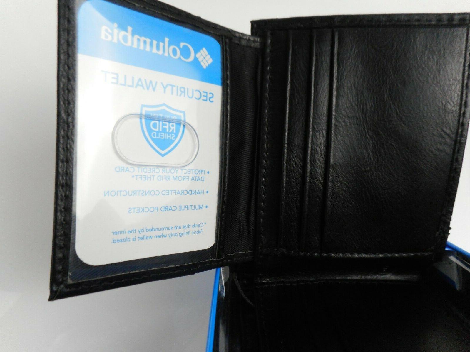 Genuine Leather Bifold