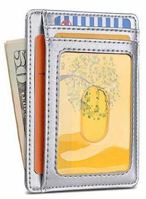 Buffway Pocket RFID Blocking Leather