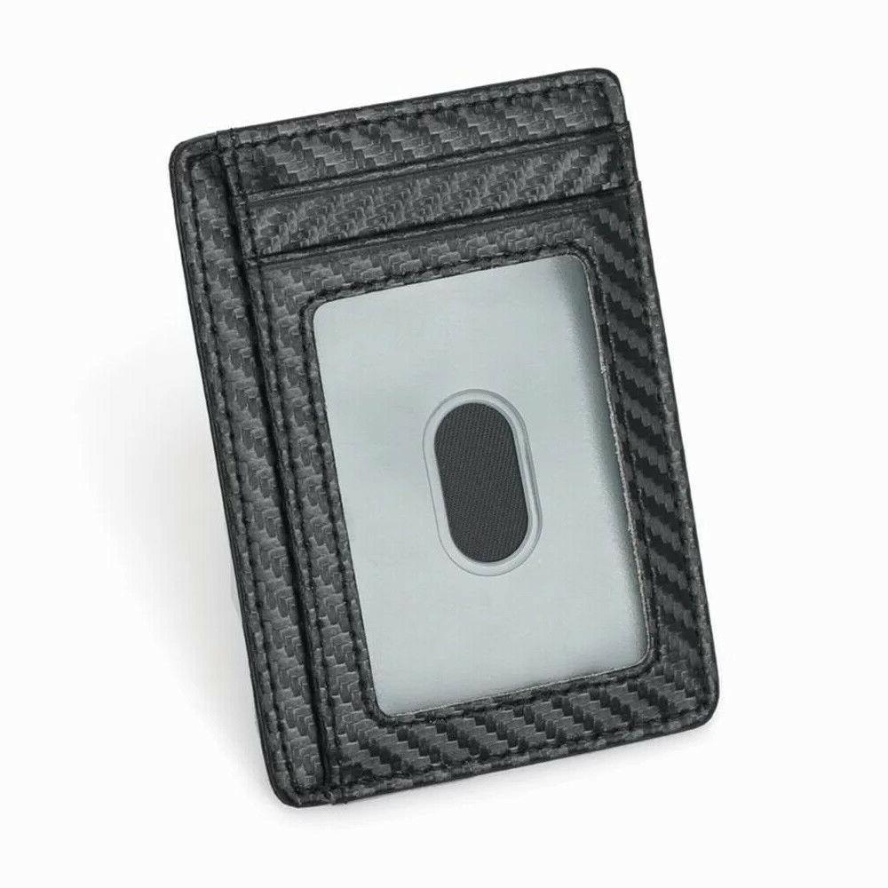 Slim Pocket RFID Blocking Wallets