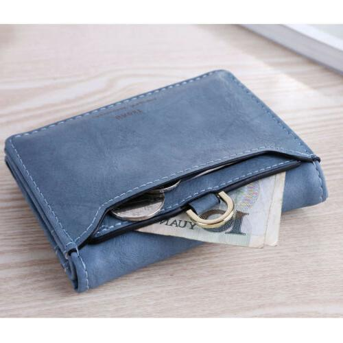 Small RFID Wallet Lady Coin Bag