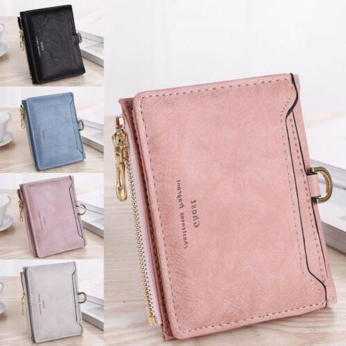 Small Wallet Fashion Solid Coin Bag