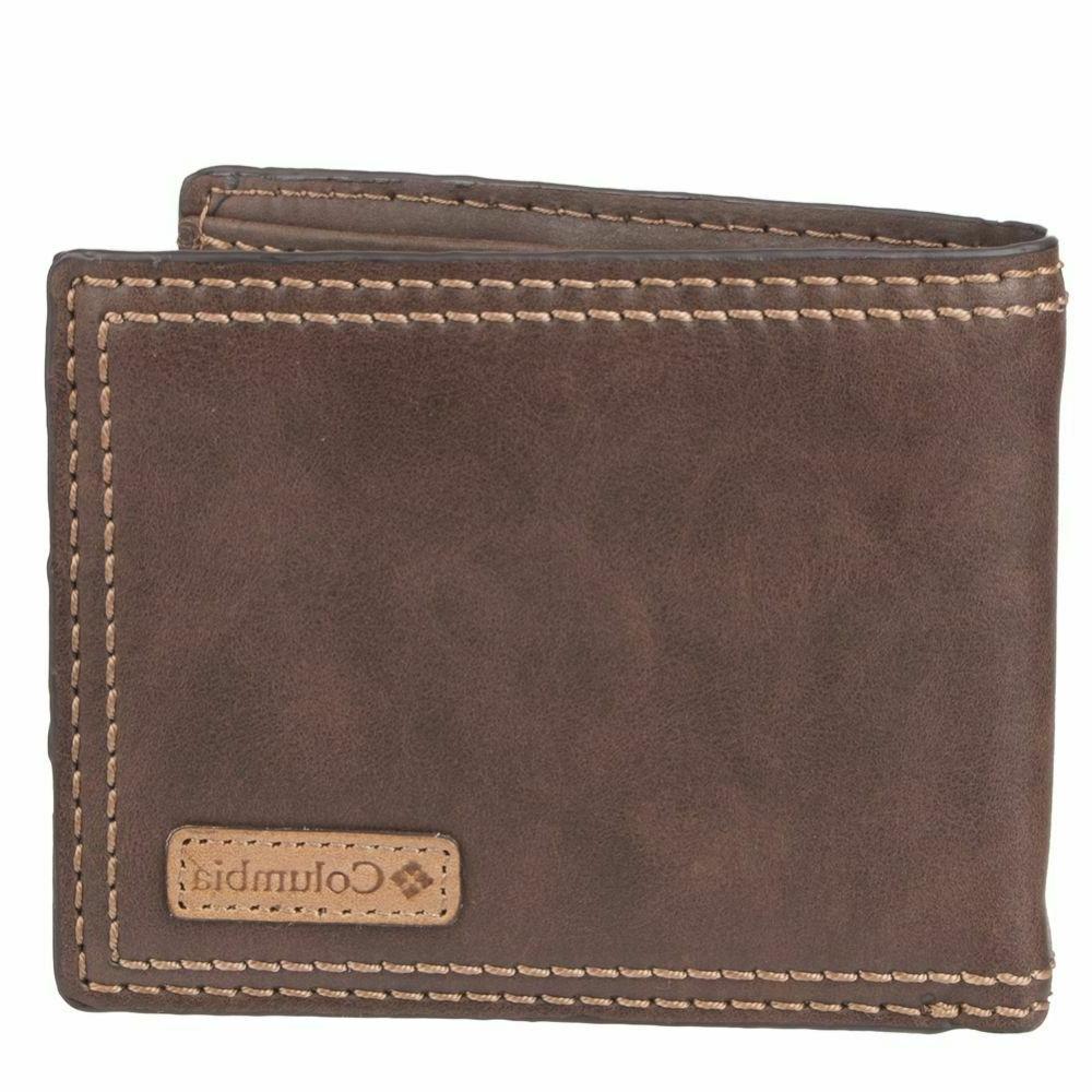 teton rfid blocking passcase wallet