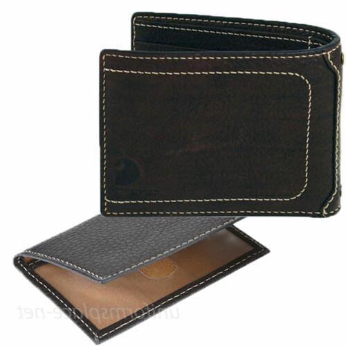 Carhartt Wallet Mens Passcase Billfold
