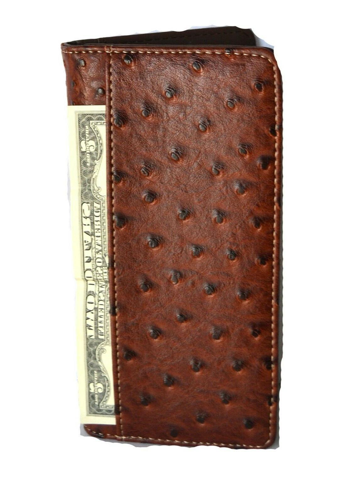 Western Horse State Long Bi-fold Brown